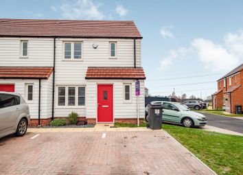 Thumbnail 3 bed end terrace house for sale in Jennings Close, Dartford
