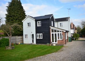 Thumbnail 4 bedroom detached house to rent in Belmont Hill, Newport, Saffron Walden, Essex