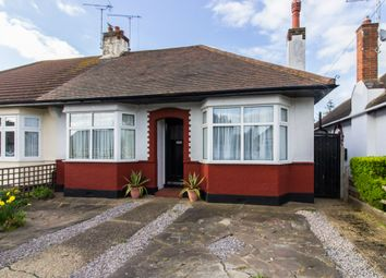 Thumbnail 2 bedroom semi-detached bungalow for sale in Stuart Road, Southend-On-Sea