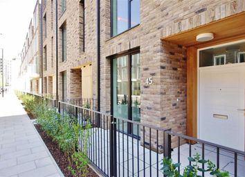 Thumbnail 5 bed property for sale in Starboard Way, Royal Wharf, London