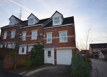 Thumbnail 3 bed town house for sale in Hall Bank, College Fields, Barnsley