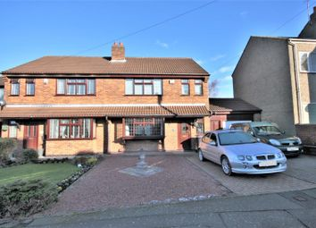 Thumbnail 4 bed semi-detached house for sale in St. Saviours Road, Coalville