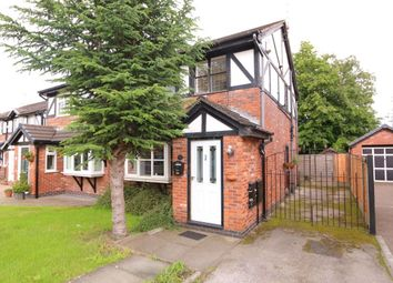 Thumbnail 3 bedroom semi-detached house for sale in Old Oak Drive, Denton, Manchester