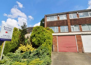 Thumbnail 4 bed semi-detached house for sale in Rochester Drive, Bexley