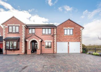 Thumbnail 5 bed detached house for sale in Six Ashes Road, Bobbington
