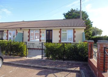 Thumbnail 2 bed terraced bungalow to rent in Sandbay, Weston-Super-Mare