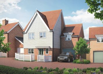 Thumbnail 4 bed link-detached house for sale in Barker Close, Bishop'S Stortford, Hertfordshire