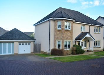 Thumbnail 5 bed detached house for sale in Home Farm Road, Cambusbarron, Stirling