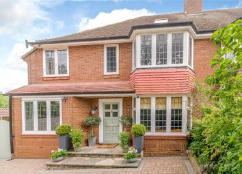 Thumbnail 5 bed semi-detached house for sale in Townsend Drive, St. Albans, Hertfordshire