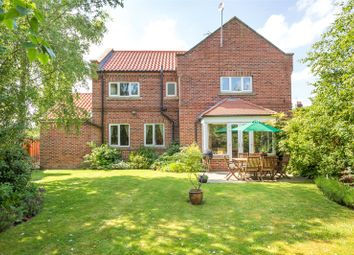 Thumbnail 4 bedroom detached house for sale in Asselby, Howden