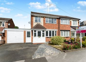 Thumbnail 3 bedroom semi-detached house for sale in Stella Grove, Great Barr, Birmingham