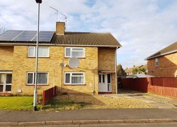Thumbnail 3 bed semi-detached house for sale in Campion Road, Dogsthorpe, Peterborough