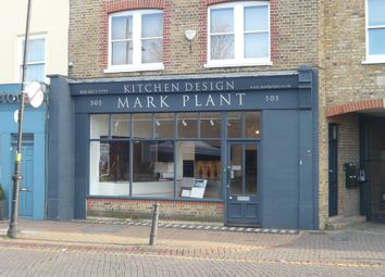 Retail premises to let in Old York Road, Wandsworth Town SW18
