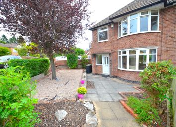 Thumbnail 3 bedroom semi-detached house for sale in Darley Avenue, Toton, Beeston, Nottingham