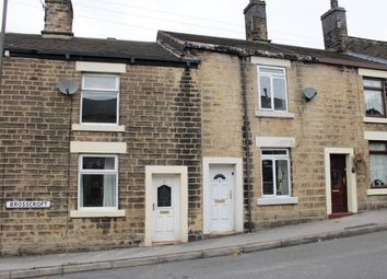 Thumbnail 2 bed cottage for sale in Brosscroft, Hadfield, Glossop, Derbyshire