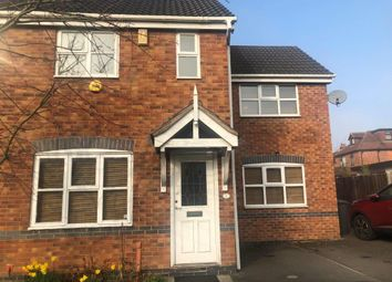 Thumbnail 4 bed semi-detached house to rent in Castleshaw Drive, Littleover