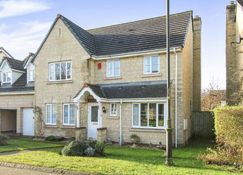 Thumbnail 5 bed detached house for sale in Rosemary Close, Calne