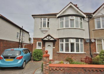 Thumbnail 4 bed semi-detached house for sale in Salisbury Avenue, West Kirby, Wirral