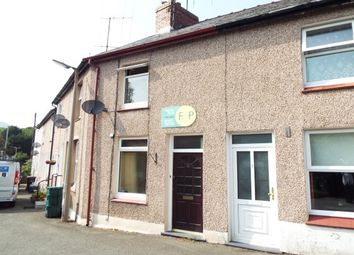 Thumbnail 2 bed terraced house to rent in New Street, Conwy