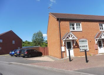 Thumbnail 2 bed end terrace house for sale in Bromhurst Way, Chase Meadow, Warwick