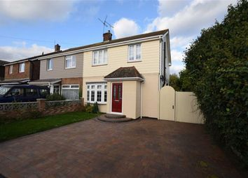 Thumbnail 3 bed semi-detached house to rent in Second Avenue, Stanford-Le-Hope