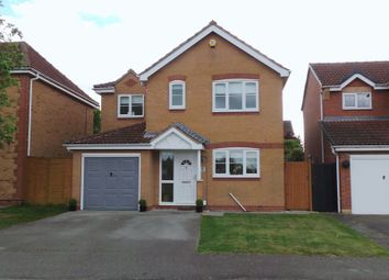 Thumbnail 4 bed detached house to rent in Borrowdale Way, Grantham