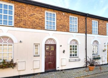 Thumbnail 2 bed terraced house for sale in Copenhagen Gardens, Chiswick, London