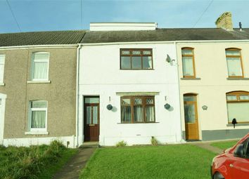 Thumbnail 4 bedroom terraced house for sale in Carmarthen Road, Fforestfach, Swansea