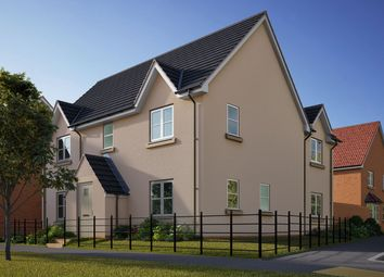 "Thumbnail 4 bed detached house for sale in ""The Gala"" at Butt Lane, Thornbury, Bristol"