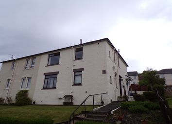 Thumbnail 2 bed flat to rent in Bannockburn Street, Greenock