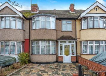 Thumbnail 3 bed terraced house for sale in Tregenna Avenue, Harrow, Middlesex