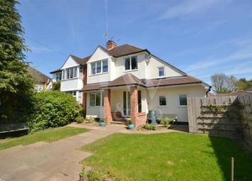 Thumbnail 4 bed semi-detached house for sale in Tippendell Lane, Chiswell Green, St Albans