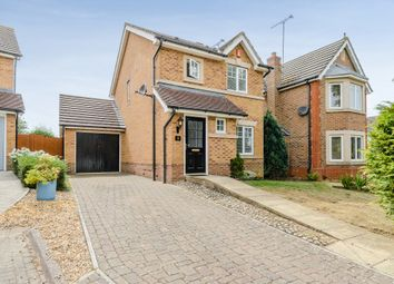 Thumbnail 3 bed detached house for sale in Dickenson Road, Taw Hill, Swindon