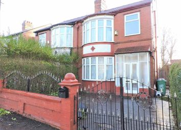 Thumbnail 3 bedroom semi-detached house for sale in Kingsway, Withington, Manchester