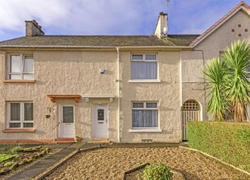 Thumbnail 2 bedroom terraced house for sale in Airth Drive, Glasgow, Lanarkshire