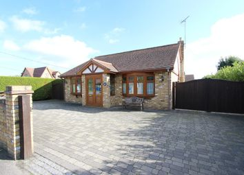 Thumbnail 4 bed detached bungalow for sale in Enfield Road, Wickford