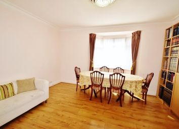 Thumbnail 4 bed flat to rent in Harlow Road, London