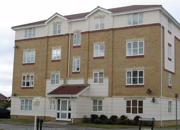 Thumbnail 2 bed flat to rent in Cobham Close, Cippenham, Slough