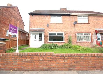 Thumbnail 3 bed semi-detached house for sale in Oxclose Crescent, Spennymoor