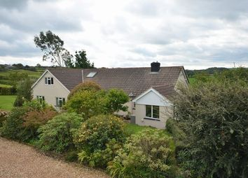 Thumbnail 5 bed detached house for sale in Stoodleigh, Tiverton