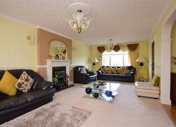 Thumbnail 5 bed detached house for sale in The Ridgeway, Tonbridge, Kent