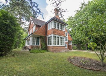 Thumbnail 4 bed detached house for sale in Elvendon Road, Goring On Thames