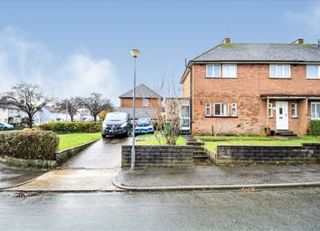 Thumbnail 3 bedroom semi-detached house for sale in Morris Avenue, Llanishen, Cardiff