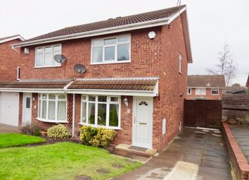 Thumbnail 2 bed semi-detached house for sale in Clematis, Amington, Tamworth