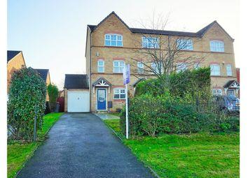Thumbnail 3 bedroom terraced house for sale in Bradley Road, Telford