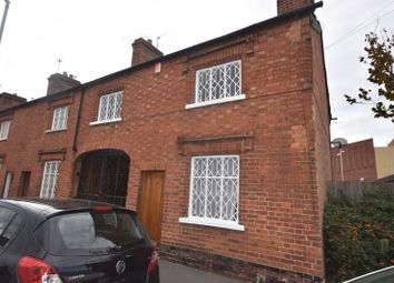 Thumbnail 3 bed end terrace house to rent in Pinfold Gate, Loughborough