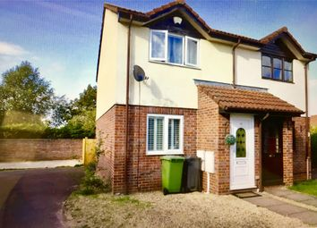 Thumbnail 2 bedroom semi-detached house for sale in Melbourne Close, Stonehouse, Gloucestershire