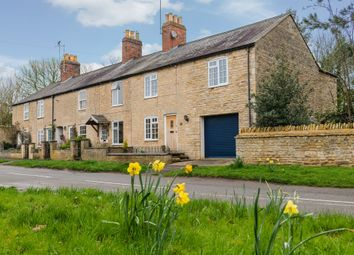 Thumbnail 4 bed end terrace house for sale in Tallington Road, Bainton, Stamford