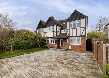 Thumbnail 5 bed property to rent in Bourne Avenue, London