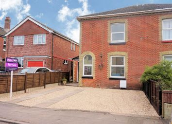 Thumbnail 3 bedroom semi-detached house for sale in Spring Road, Southampton